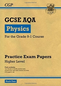 New Grade 9-1 GCSE Physics AQA Practice