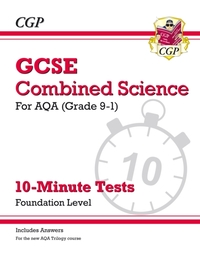 New Grade 9-1 GCSE Combined Science: AQA
