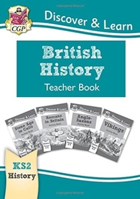 New KS2 Discover & Learn: History - Brit