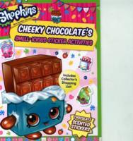 Shopkins Scented Sticker Activity - Chee