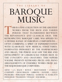 The Library Of Baroque Music