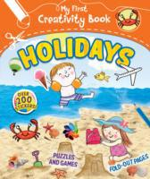 My First Creativity Book: Holiday