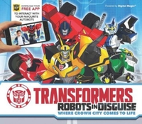 Transformers Robots In Disguise