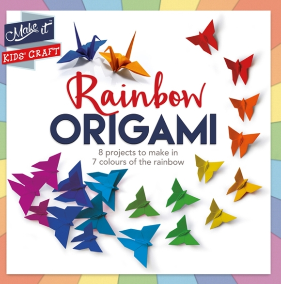Make It Kids' Craft: Rainbow Origami