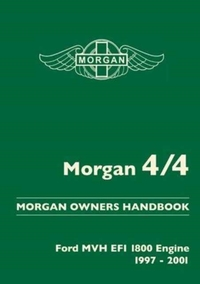 Morgan 4/4 Morgan Owners Handbook