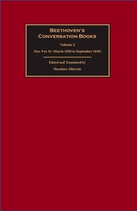 Beethoven's Conversation Books