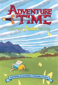 Adventure Time - A Totally Math Poster C