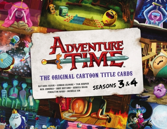 Adventure Time - The Original Cartoon Ti