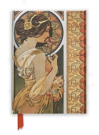 Mucha Cowslip and Documents (Foiled Jour