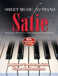 Erik Satie: Sheet Music for Piano