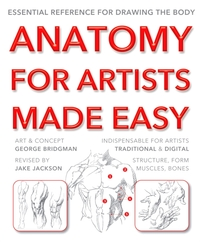 Anatomy for Artists Made Easy