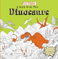 Pictura Puzzles: A Walk with the Dinosau