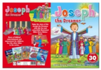 Bible Story Sticker Book for Children: J