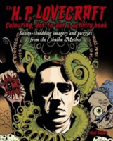 The H.P Lovecraft Colouring, Dot-to-Dot