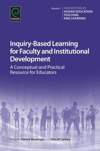 Inquiry-Based Learning for Faculty and I