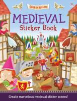 Medieval Sticker Book