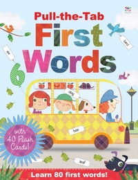 Pull-the-Tab First Words