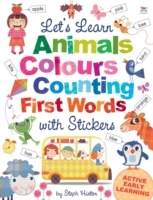 Let's Learn Animals, Colours, Counting,