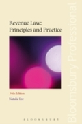 Revenue Law: Principles and Practice