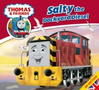 Thomas & Friends: Salty the Dockyard Die