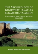 Archaeology of Kenilworth Castle's Eliza