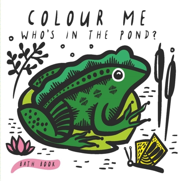Colour Me: Who's in the Pond?