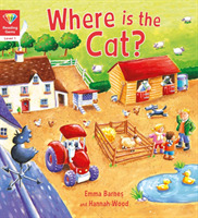 Reading Gems: Where is the Cat? (Level 1