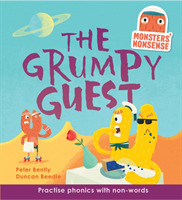 Monsters' Nonsense: The Grumpy Guest (Le