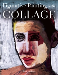 Figurative Painting with Collage