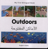 My First Bilingual Book - Outdoors - Pol