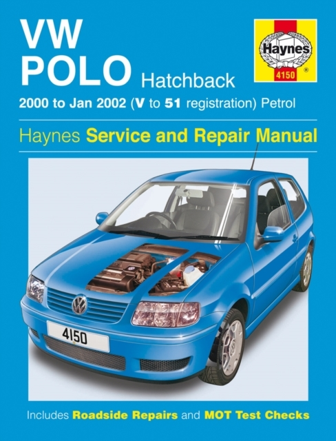 VW Polo Hatchback Petrol Service And Rep