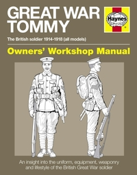 Great War Tommy Manual