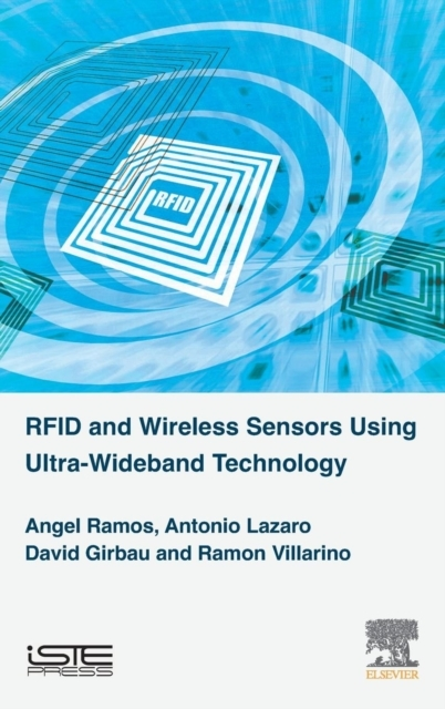 RFID and Wireless Sensors Using Ultra-Wi