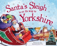 Santa's Sleigh is on its Way to Yorkshir