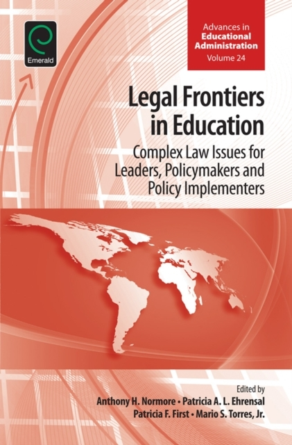 Legal Frontiers in Education