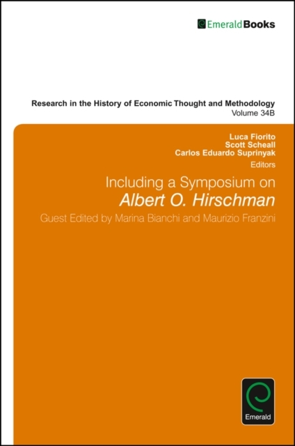 Including a Symposium on Albert O. Hirsc