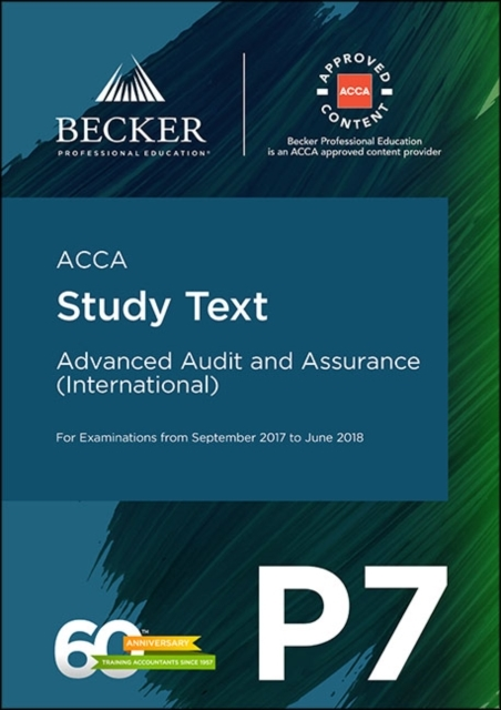 ACCA Approved - P7 Advanced Audit and As