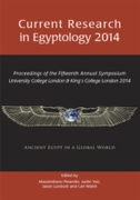 Current Research in Egyptology 2014
