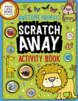 Awesome Animals Scratch Away Activity Bo