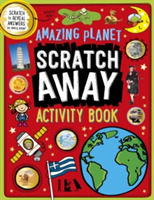 Amazing Planet Scratch Away Activity Boo