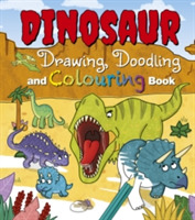 Dinosaur Drawing, Doodling and Colouring