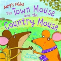 Aesop's Fables the Town Mouse and the Co