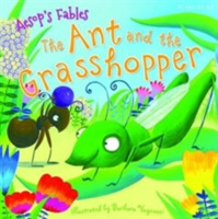 Aesop's Fables the Ant and the Grasshopp
