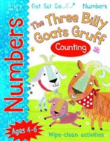 Get Set Go Numbers: The Three Billy Goat