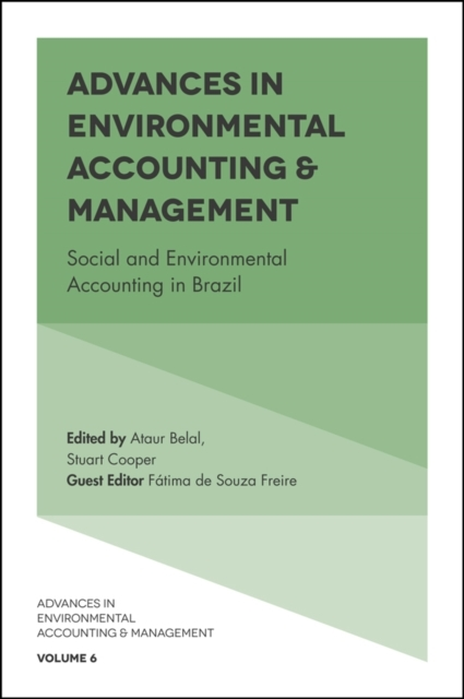 Advances in Environmental Accounting & M