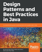 Design Patterns and Best Practices in Ja