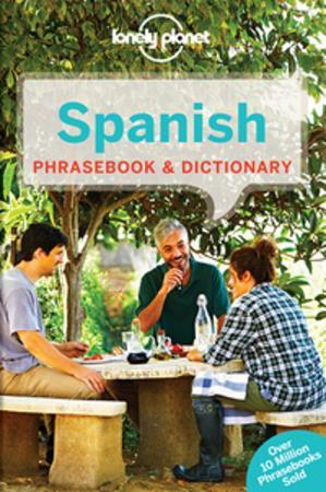 Lonely Planet Spanish Phrasebook & Dicti