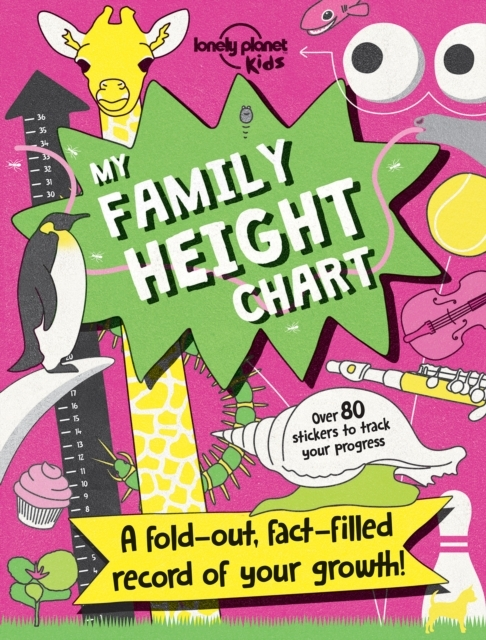 My Family Height Chart
