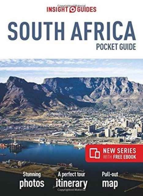 Insight Guides Pocket South Africa