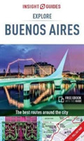 Insight Guides Explore Buenos Aires (Tra
